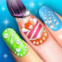 Nail Art Salon -  Nail Art & Nail Care icon