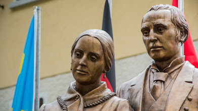 Photo: Monumento casa natale S.Luigi Guanella.