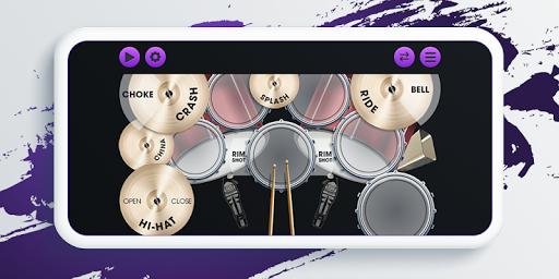 Real Drum Set - Real Drum Simulator 1.0 screenshots 2