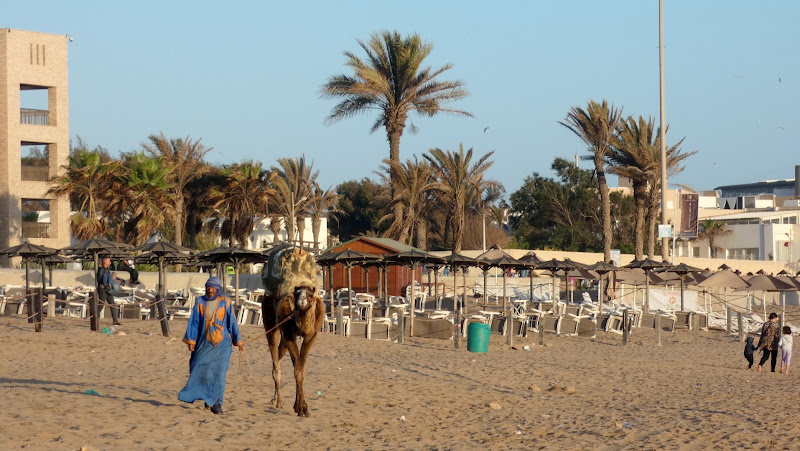Sidi Ifnitől Agadirig