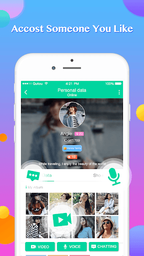 Famy - Voice chat room & Voice call and Video call 1.4.5 screenshots 3