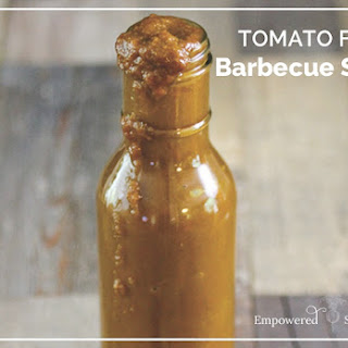 Barbecue Sauce With Tomato Sauce Recipes.