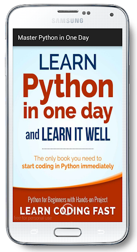 Master Python in One Day 2