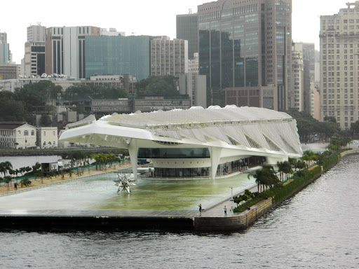 music-hall-1.jpg - Port in Rio and Museum of Tomorrow.
