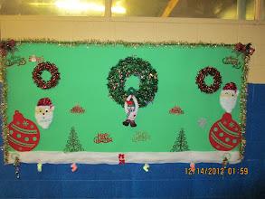 Photo: Olney Recreation Center (Holiday Bulletin Board Contest)