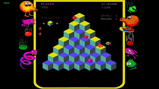 Q*bert: Rebooted  screenshots 5