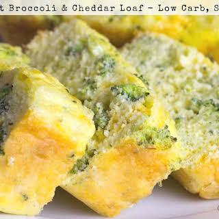 Broccoli & Cheddar Loaf.