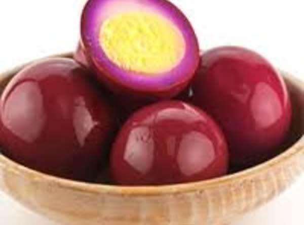 Pennsylvania Dutch Red Beet Eggs