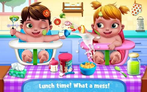 Baby Twins – Newborn Care 2