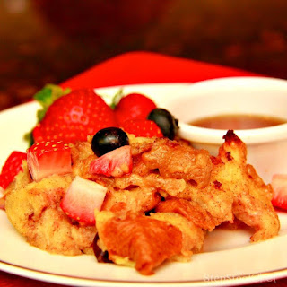 Berrylicious French Toast Casserole