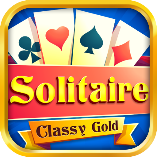 Solitaire Classy Gold