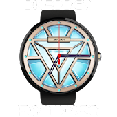 Iron Diord Watchface for Wear