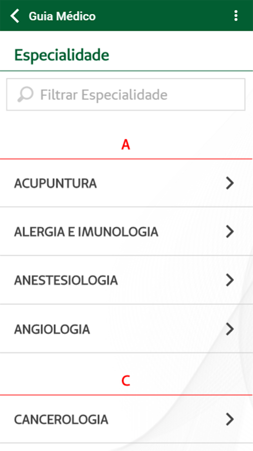 Unimed Teresina- screenshot