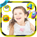 Baby Laugh funny ringtone Free icon