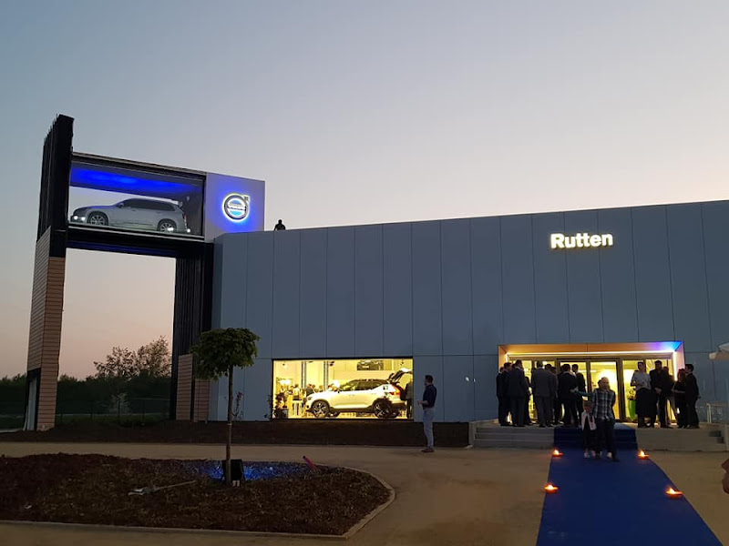 Volvo Garage Diest - Energieneutrale Volvo Garage Diest