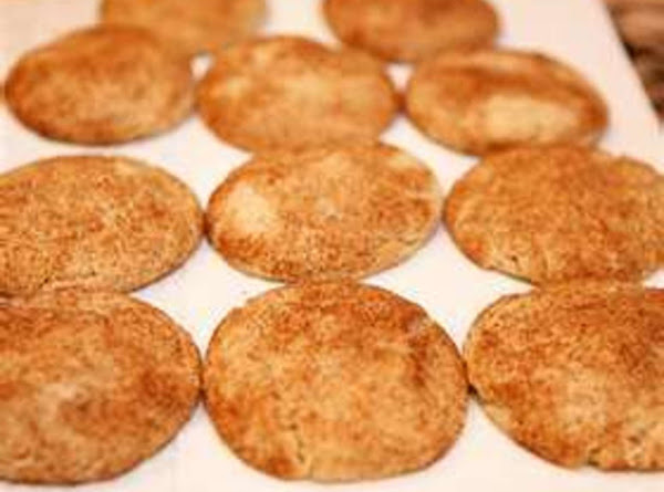 Snickerdoodles Mix In A Jar Recipe