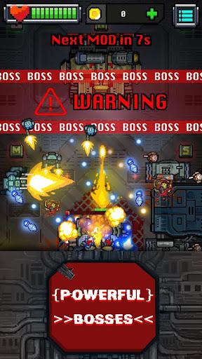 Strike Force - Arcade Shooter, Bomber, War Robots android2mod screenshots 3