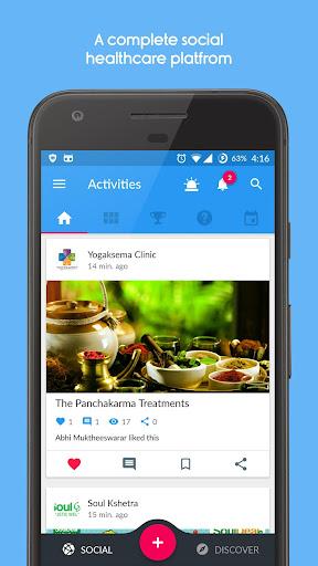 Find Doctors, Deals & Articles 4.3.5 screenshots 1