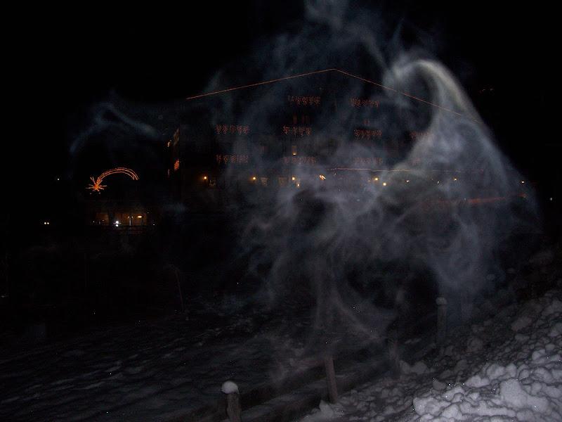 fantasma della neve di ed