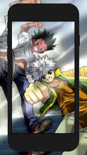 Hunter VS Hunter HD Wallpapers screenshots 7