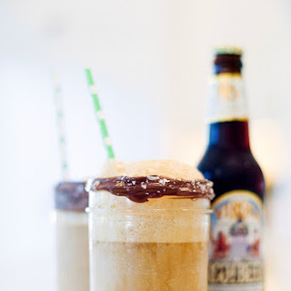 Not Your Mama's Root Beer Float!