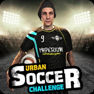 Download Urban Soccer Challenge v1.11 APK Full - Jogos Android