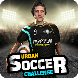 Urban Soccer Challenge Icon do Jogo