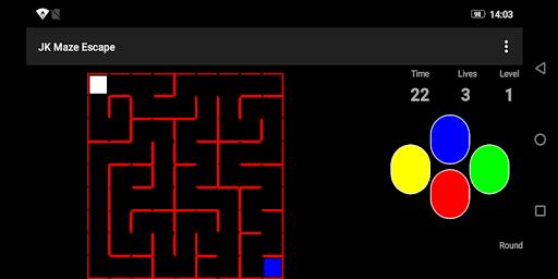 JK Maze Escape  captures d'écran 2