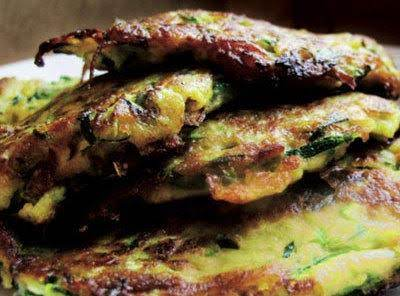 Broccoli Bacon Fritters