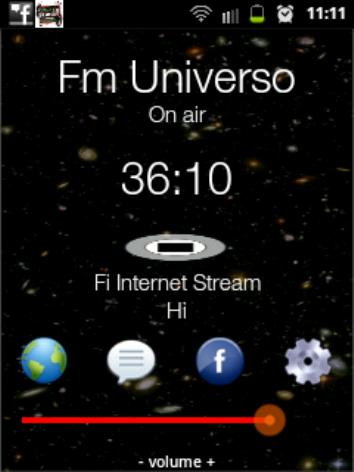 Fm Universo 101.1