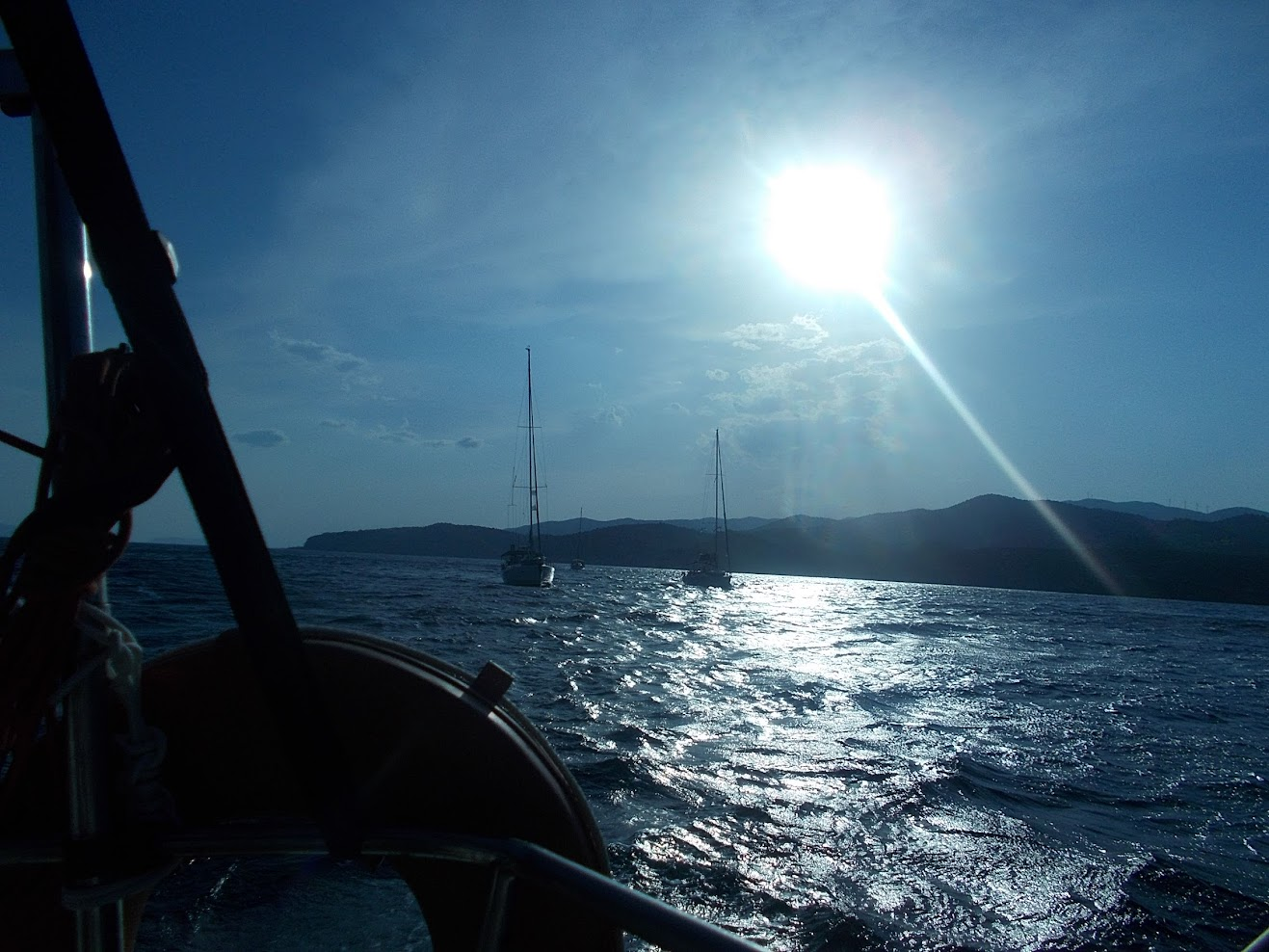 Yachting in Greece