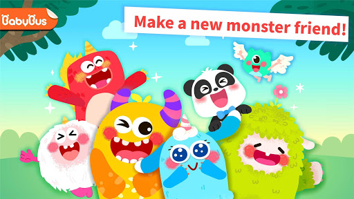 Little Panda's Monster Friends screenshots 1