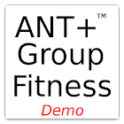 Group Fitness ANT+ Demo icon
