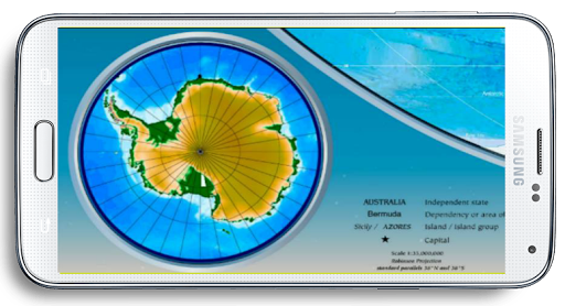 無料工具Appの世界地図の3D|記事Game