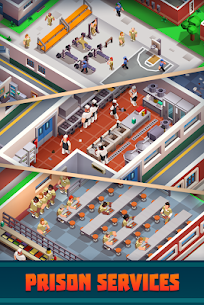 Prison Empire Tycoon Mod Apk 1.1.3 (Unlimited Money & Gems) 4