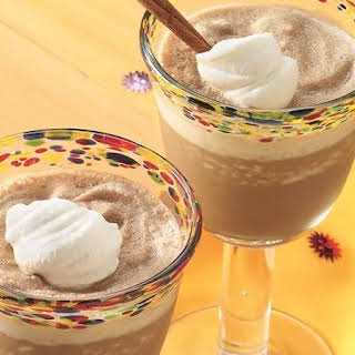 Iced Mexican Coffee.