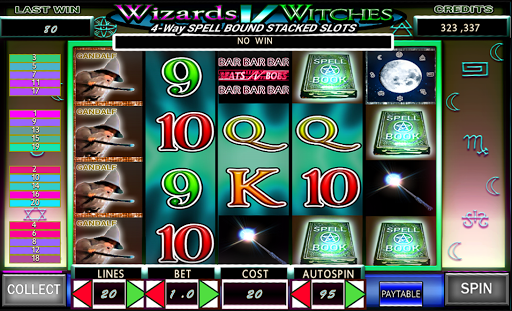 Magic Wizards Video Slotsud83euddd9 7004 screenshots {n} 4