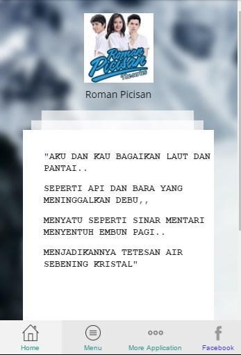 Roman Picisan Episode 27 : roman, picisan, episode, Puisi, Roman, Picisan, Download, Entertainment
