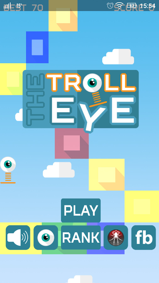 The Troll Eye - στιγμιότυπο οθόνης