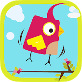 Birds Bounce Angry Worms APK for Bluestacks