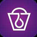 Bucket Drops icon