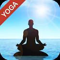 Yoga music Meditation sounds icon