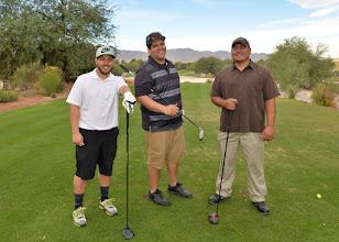 Photo: William Santiago, Jose Lupercio, Joe Dominguez