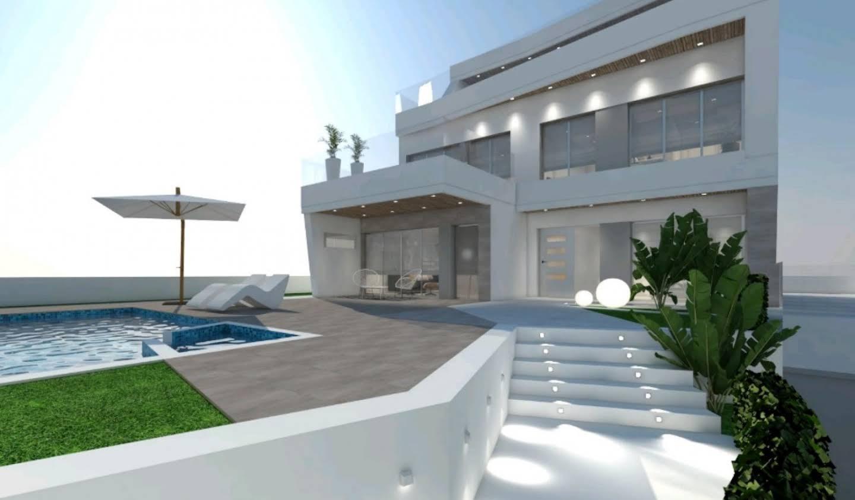 Villa avec piscine Orihuela
