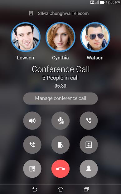 ASUS Calling Screen screenshot 7