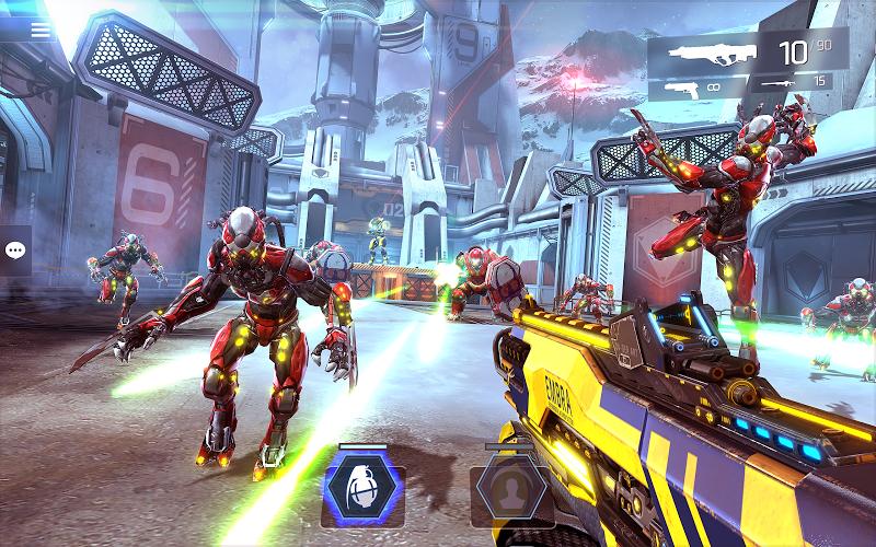 SHADOWGUN LEGENDS - FPS PvP and Coop Shooting Game Screenshot 14