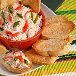 Creamy Crab Dip Recipe