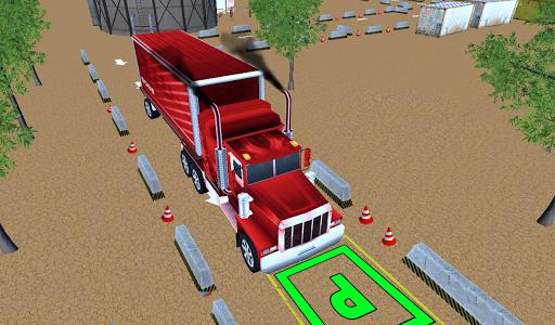 Heavy Truck Parking Simulator 3D