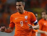 Van Persie forfait contre l'Argentine ?