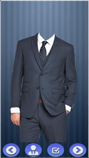 Blazer Men Pro Photo Suit